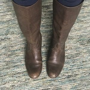 Lightly loved Frye riding boots